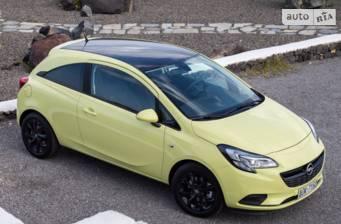 Opel Corsa 3d 1.3D MTA (95 л.с.) Start/Stop 2017
