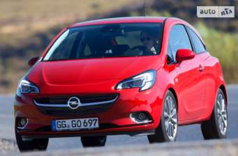 Opel Corsa 3d 1.0Т МТ (90 л.с.)Start/Stop Cosmo 2017