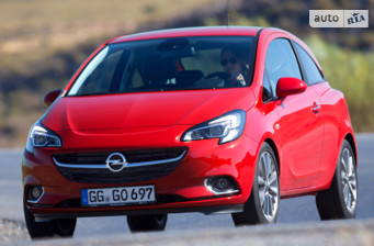 Opel Corsa 3d 1.4 MTА (90 л.с.) Start/Stop Color Edition 2017