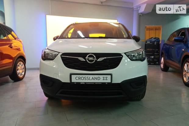 Opel Crossland X Enjoy