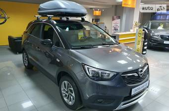 Opel Crossland X 1.2T AT (110 л.с.) 2020