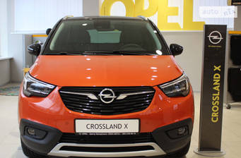 Opel Crossland X 2019 Innovation