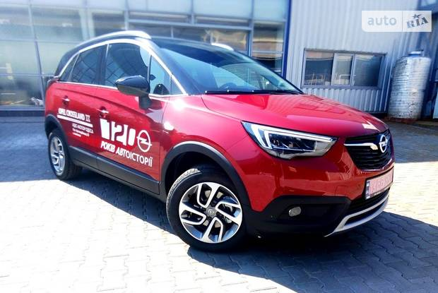 Opel Crossland X Innovation