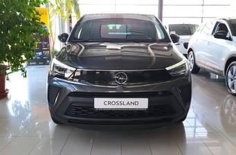 Opel Crossland Direct Injection 1.2 MT (82 л.с.) 2021