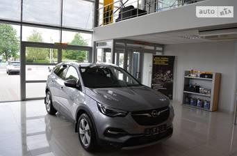 Opel Grandland X 1.5D 8AT (130 л.с.) Start/Stop 2021
