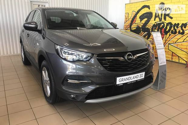 Opel Grandland X Innovation