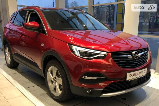 Opel Grandland X Innovation