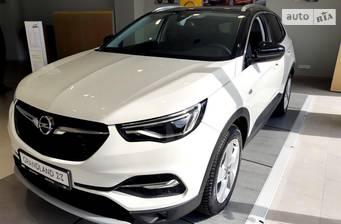 Opel Grandland X 1.5D 8AT (130 л.с.) Start/Stop 2020