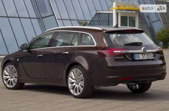 Opel Insignia 1.6D AT (136 л.с.) Active 2017