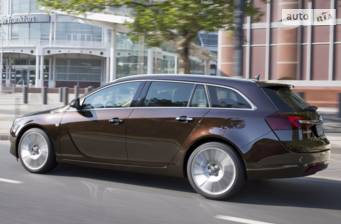 Opel Insignia 1.8 MT (140 л.с.)  2017