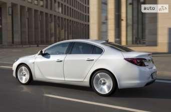 Opel Insignia 2.0D AT (170 л.с.) Drive 2016
