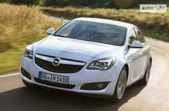 Opel Insignia 1.6D MT (120 л.с.) Start/Stop ecoFLEX Cosmo 2017