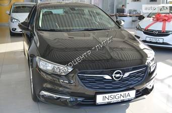Opel Insignia 1.6D AT (136 л.с.) Start/Stop 2017