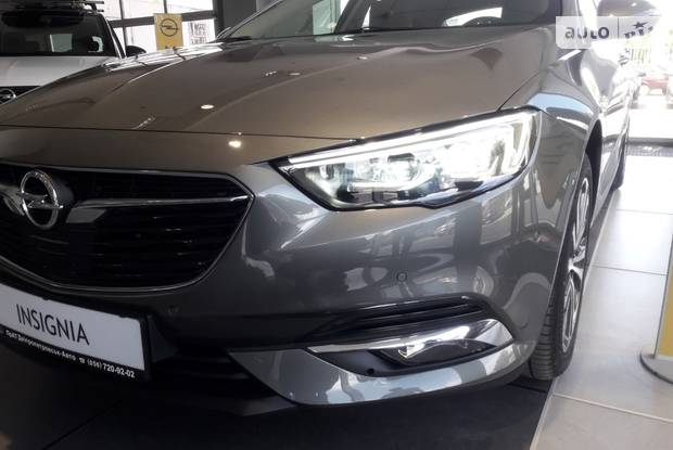 Opel Insignia Innovation Navi
