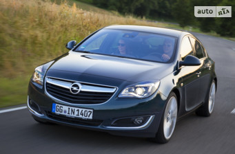 Opel Insignia 1.6D AT (136 л.с.)  Base 2017