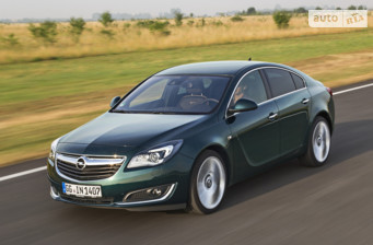 Opel Insignia 1.6 AT (170 л.с.) Active 2017