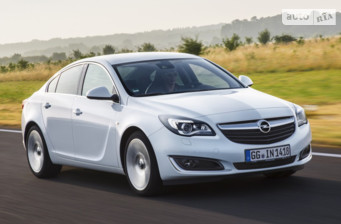 Opel Insignia 2.0 AT (250 л.с.) 4x4  Cosmo 2017