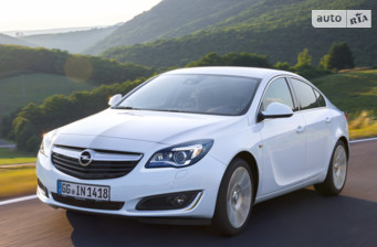 Opel Insignia 1.6 AT (170 л.с.)  Edition 2017