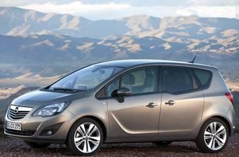 Opel Meriva 1.4 MT (140 л.с.) Start/Stop 2017