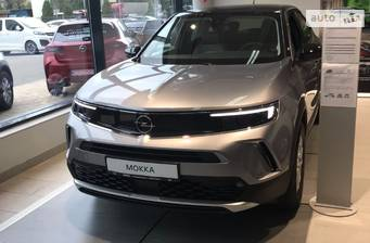 Opel Mokka 1.2T Direct Injection AT (130 л.с.) 2021