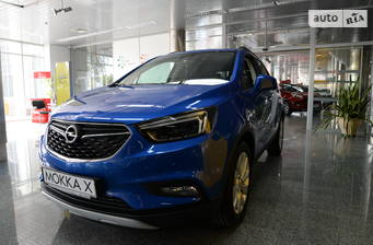 Opel Mokka 1.6D АT (136 л.с.) 2017
