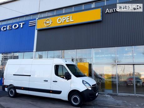 Opel Movano груз. 2021