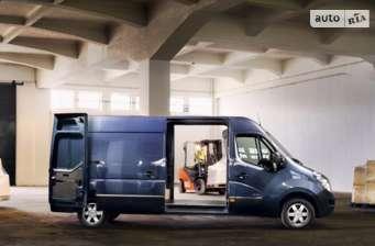 Opel Movano груз. 2.3TD МТ (130 л.с.) L1H2 3300 FWD   2017