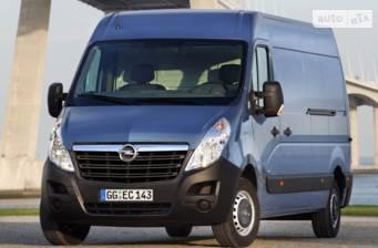 Opel Movano груз. 2.3TD МТA (170 л.с.) Start/Stop L1H2 3300 FWD  2017