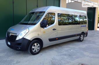 Opel Movano груз. 2.3TD МТ (163 л.с.) Start/Stop L2H2 3890 FWD  2017