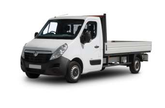 Opel Movano груз. Chassis Cab Tipper 2.3TD МТ (163 л.с.) Start/Stop L2H1 3500 FWD   2017