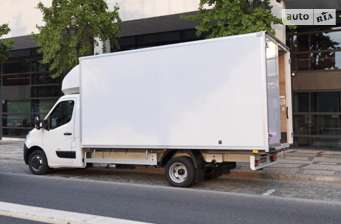 Opel Movano груз. Box Body 2.3TD МТ (125 л.с.) L3H1 3500 FWD   2017