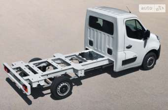 Opel Movano груз. Chassis Cab 2.3TD МТ (136 л.с.) Start/Stop L2H1 3500 FWD   2017