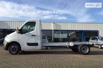 Opel Movano груз. Chassis Cab 2.3TD МТ (163 л.с.) Start/Stop L2H1 4500 Double Wheel RWD   2017