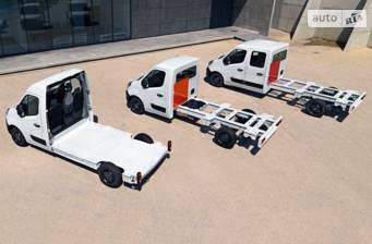 Opel Movano груз. Platform Cab 2.3TD МТ (136 л.с.) Start/Stop L3H1 3500 FWD  2017