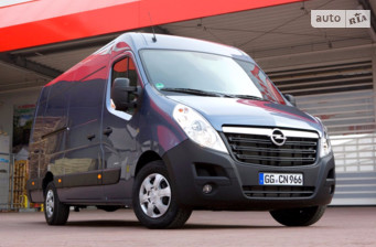 Opel Movano груз. 2.3TD МТ (136 л.с.) Start/Stop L3H2 3500 FWD   2017