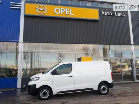 Opel Vivaro груз. 2020