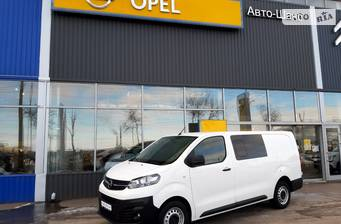 Opel Vivaro груз. Crew Cab 2.0 BlueHDi MT (150 л.с.) L2 2020