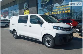 Opel Vivaro груз. Crew Cab 2.0 BlueHDi MT (150 л.с.) L2 2021