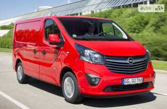 Opel Vivaro груз. 1.6D MT (140 л.с.)  L1H1 2.7T 2017