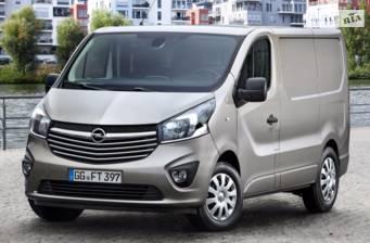 Opel Vivaro груз. 1.6D MT (120 л.с.)  L2H1 2.9T 2017