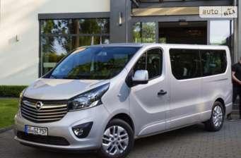 Opel Vivaro пасс. 1.6D МТ (115 л.с.) L2H1 2.9T  2017