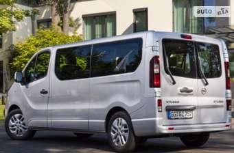 Opel Vivaro пасс. 1.6TD МТ (120 л.с.) L2H1 2.9T Start/Stop Enjoy 2017