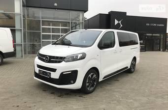 Opel Zafira Life 2021 Business Innovation