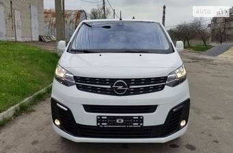 Opel Zafira Life 2021 Enjoy