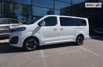 Opel Zafira Life 2.0 BlueHDi AT (180 л.с.) L2 2021