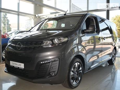 Opel Zafira Life 2021