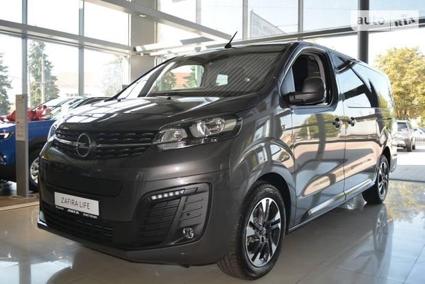 Opel Zafira Life Enjoy