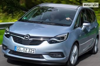 Opel Zafira 1.6D MT (120 л.с.) Start/Stop 2017