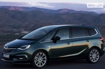 Opel Zafira 1.4 AT (140 л.с.) 2017
