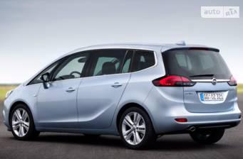 Opel Zafira 1.6 AT (170 л.с.) 2017